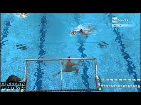 Tommaso Negri Face to Face water polo