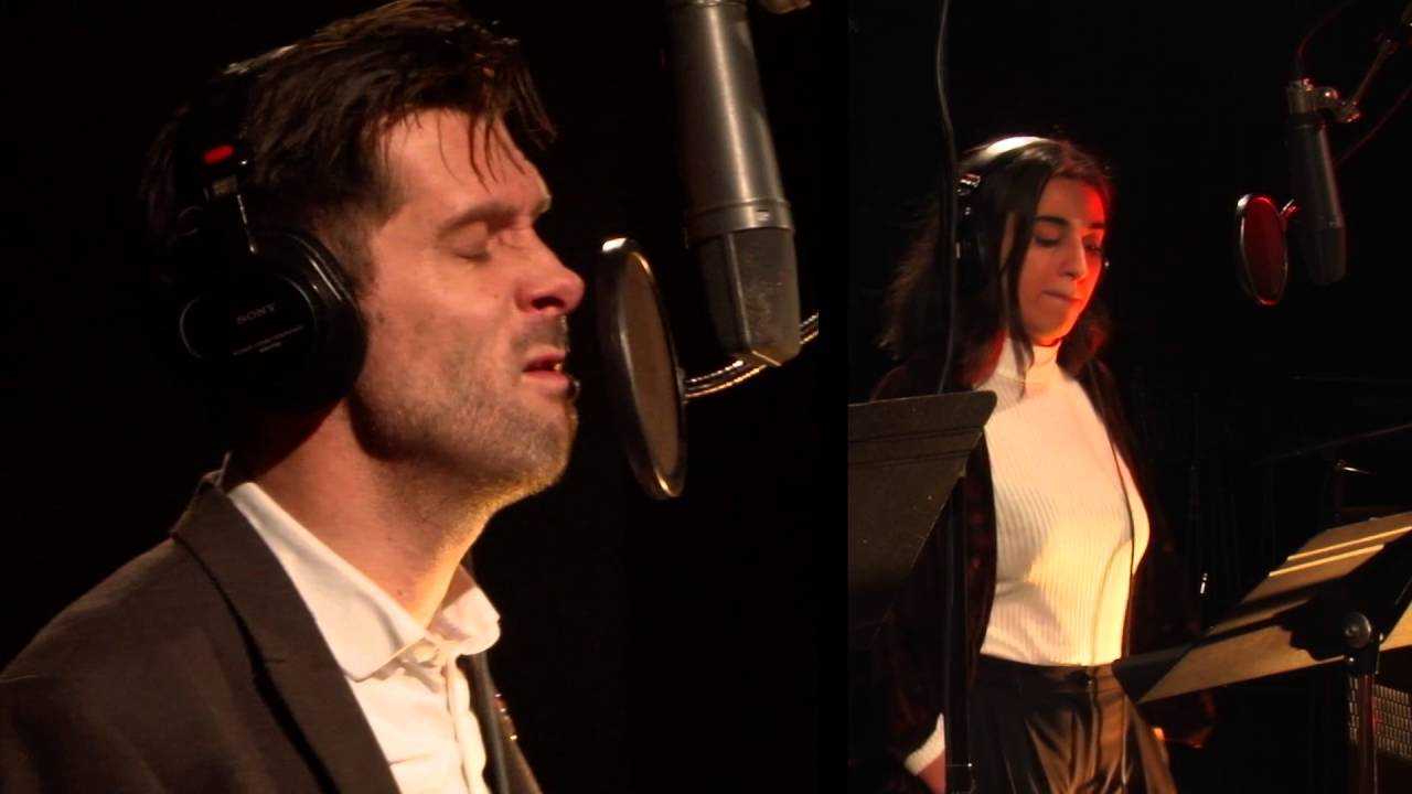 Hugh Coltman & Camélia Jordana |  Between the Bars