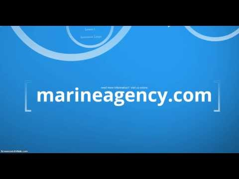 Marine Agency Corp - Insurance Lingo Lesson 1