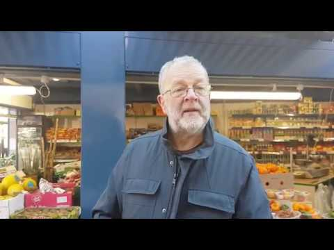 Supporting small businesses – Hall's Green Grocers