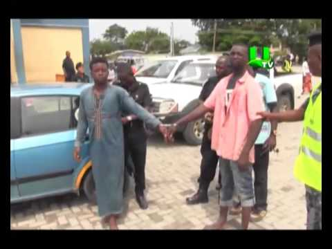 Amasaman Police arrest two suspected car snatchers