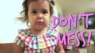 DON'T MESS WITH ME! - August 24, 2016 -  ItsJudysLife Vlogs