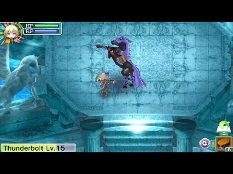 Rune Factory 4-Taming Thunderbolt