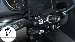 [Golf VI] Tempomat/Geschwindigkeitsregelanlage (GRA) nachrüsten Tutorial (HD)