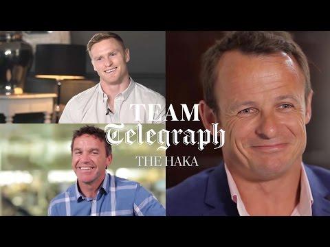 Team Telegraph: The Haka