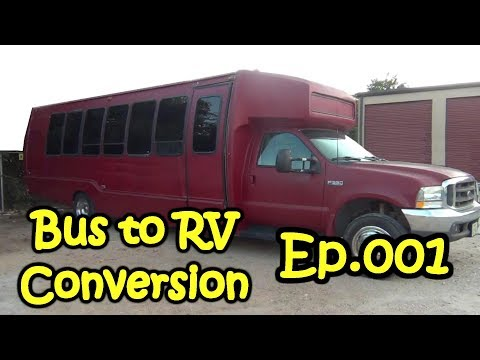 Bus-2-RV - Ep.001 - Introduction