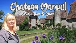 Chateau Mareuil - Studio Tour & More! April 2020 *Escape To The Chateau DIY*