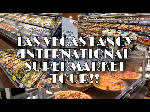 LAS VEGAS FANCY INTERNATIONAL SUPERMARKET TOUR!DAY 2