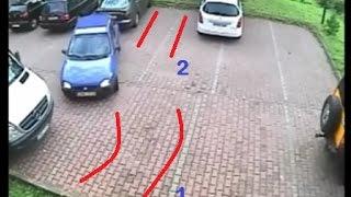 Noção de espaço para estacionar: análise de vídeo