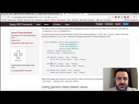 [Django, Python, TDD] Adicionando testes para uma atualização com PUT