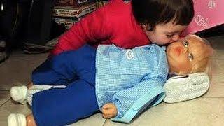 Muñeca aterroriza a niña en Argentina @OxlackCastro thumbnail