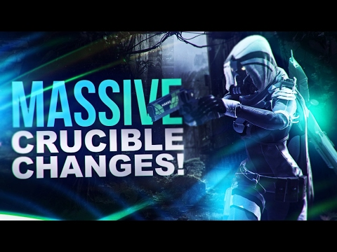 Destiny: MASSIVE CRUCIBLE CHANGES! Special Ammo, Weapon Buffs, Subclass Nerfs!