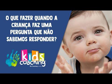 O que fazer quando a criança faz uma pergunta que não sabemos responder?