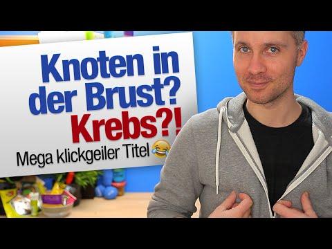 Knubbel in der Brust = Krebs?   jungsfragen.de