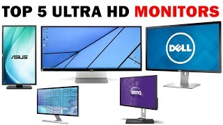 Top 5 4k Monitors For Early 2015