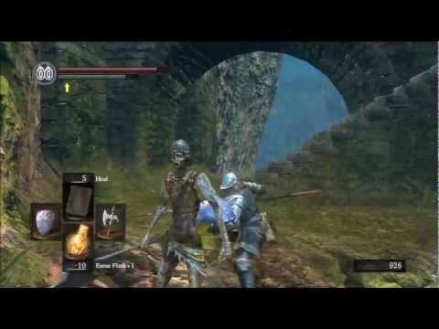 Dark Souls Expert Walkthrough #7 - Into the Depths! Gaping Dragon Defeated!
