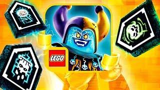 ЗАПРЕТНЫЕ СИЛЫ + КОМБО Лего Нексо Найтс/Lego Nexo Knights All Darck Forces