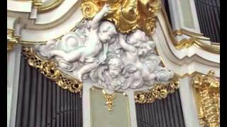 J.S.Bach, Toccata in d, BWV 538