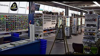 Fishing Mall s-a redeschis in Centrul Comercial Pallady Bucuresti