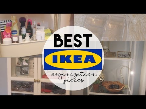 Top 5 IKEA Organization Pieces
