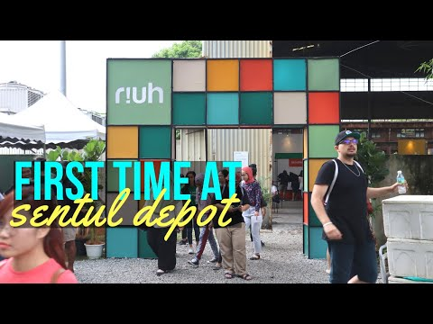 Riuh in the City at Sentul Depot | EVENTS