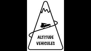 Altitude vehicules