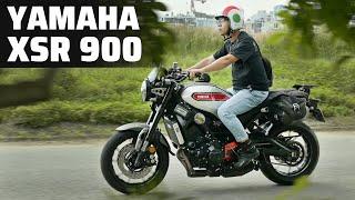 Trên tay: Yamaha XSR 900   Phiên bản Cafe Racer của MT-09