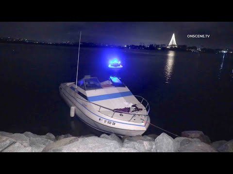 Smugglers Land 35 Illegal Immigrants in Mission Bay | San Diego