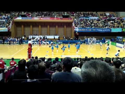 女子東レアローズチア 2011/12愛媛