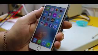 iPHONE 6. НЕТ СЕТИ. РЕШЕНИЕ. (ENG SUB)