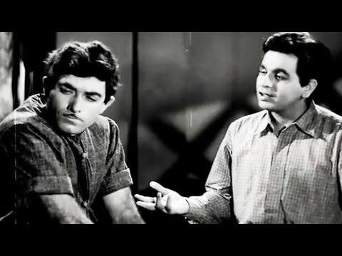Raaj Kumar, Dilip Kumar, Paigham - Scene 3/19