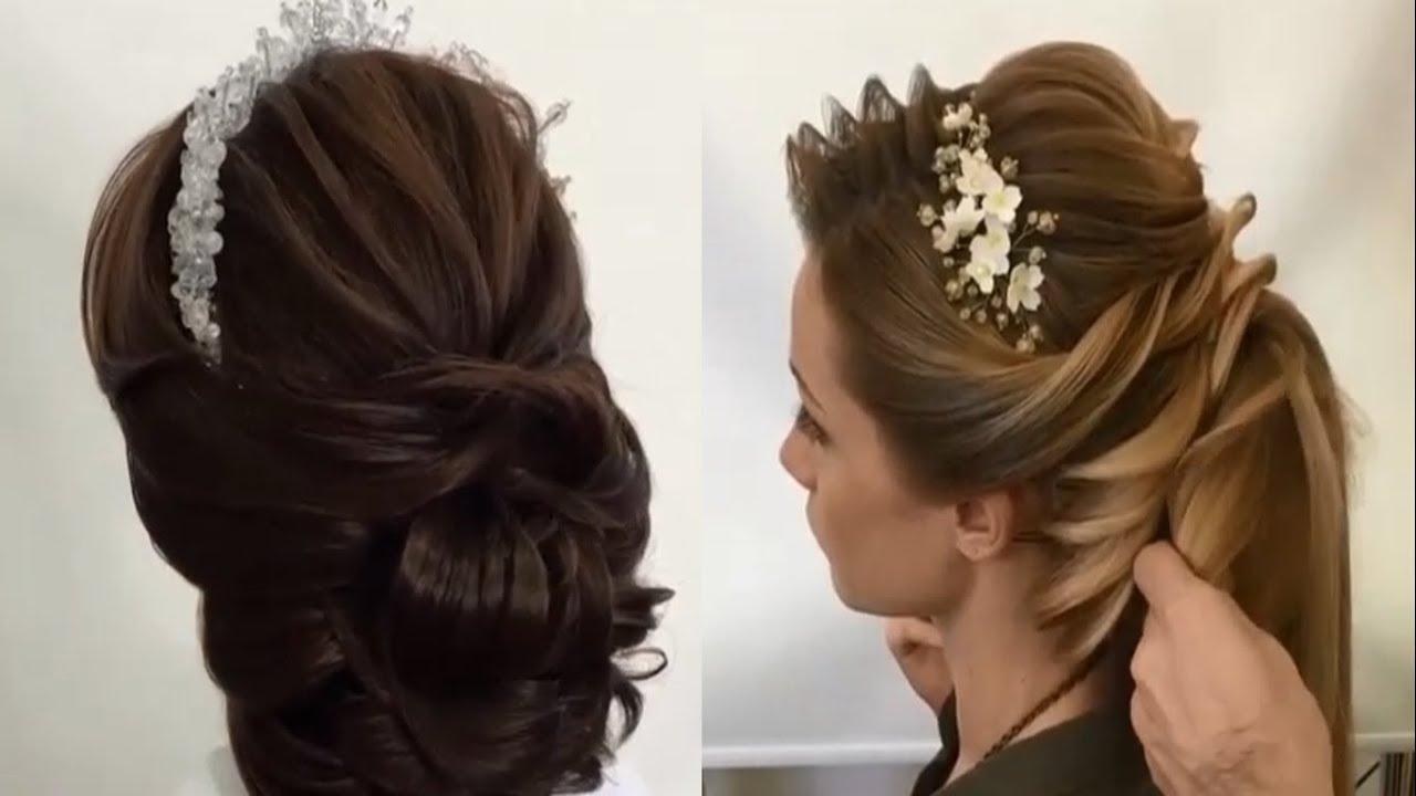 Peinados Increíbles & Elegantes Tutorial Compilación - Amazing Hairstyles  Compilation 2019