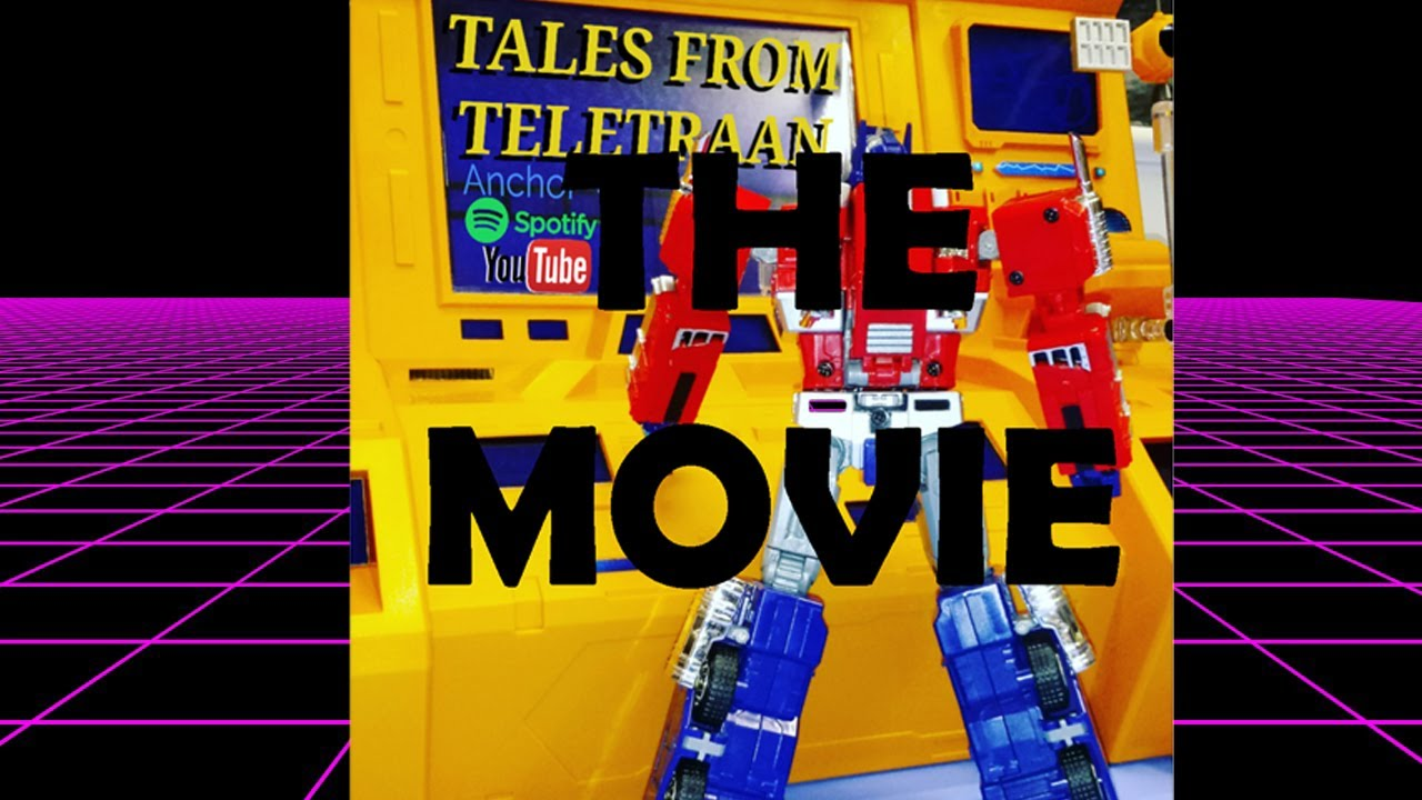 Tales From Teletraan - Transformers The Movie 1986 Commentary/Review