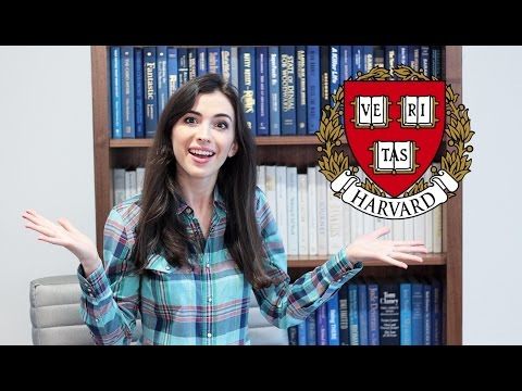 HOW TO GET INTO HARVARD + CAMPUS TOUR!