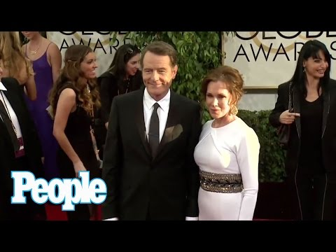 Stars Answer Your Questions On The Golden Globes Red Carpet | People