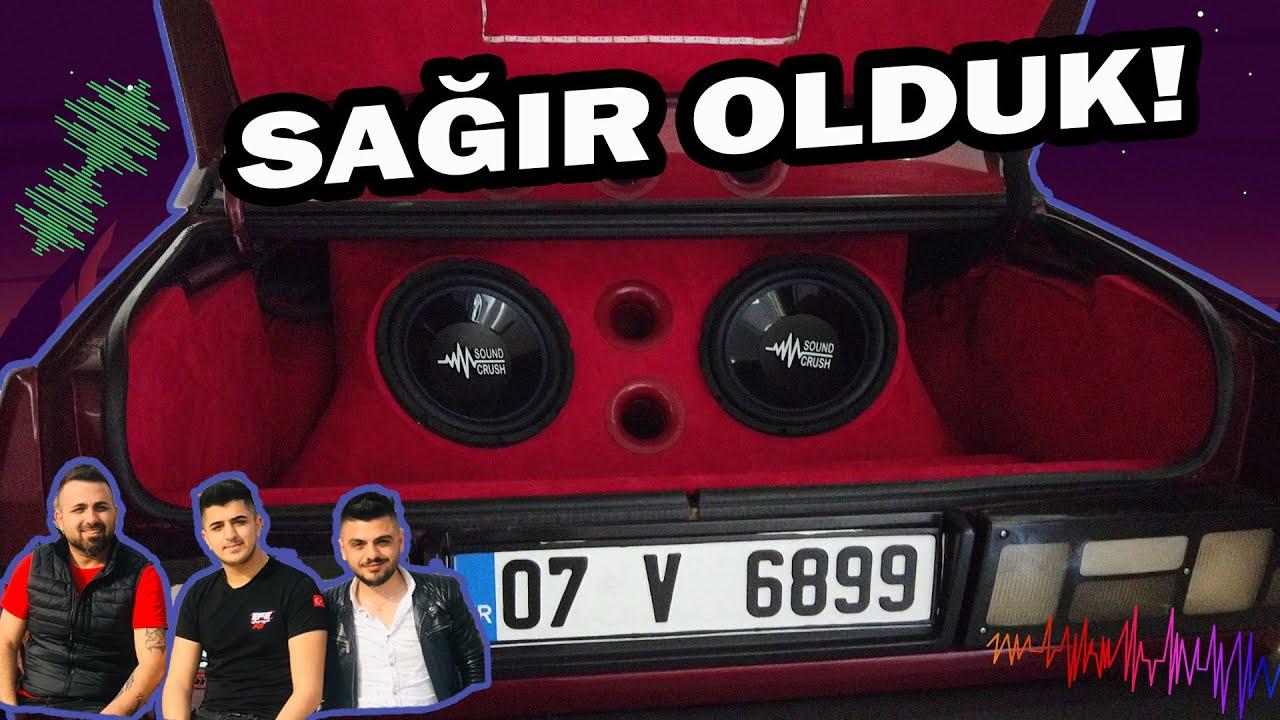 TURBO SLX'E SES SİSTEMİ TAKTIK!