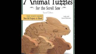 Home Book Review: Animal Puzzles For The Scroll Saw (scroll Saw Woodworki) By Dave Peterson