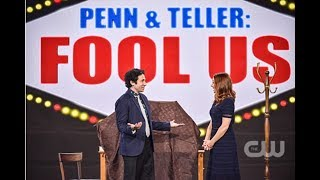 Penn and Teller Fool Us // Danny Cole - FOOLER