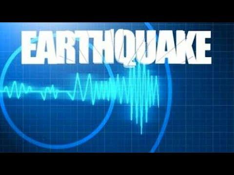 Breaking: 5.8Mw earthquake / Coastal California