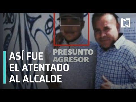 Así fue el atentado al Alcalde de Valle de Chalco - En Punto