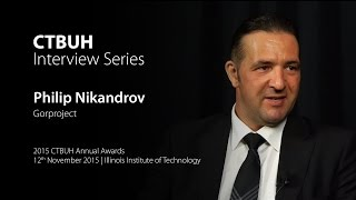 CTBUH Video Interview - Philip Nikandrov