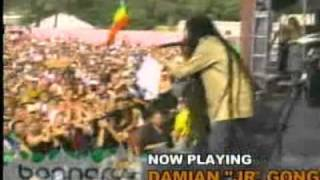 Damian Jr gong Marley-Hey girl (Live)