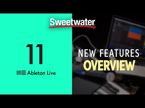 Ableton Live 11 Overview