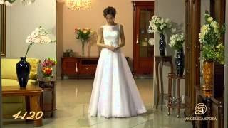свадебные платья Angelika Sposa 2016 г.
