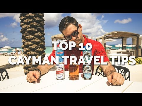 TOP 10 Cayman Travel Tips | Season 3 | Vlog 9