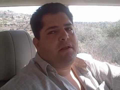 Zacharia Sada, Rabbis for Human Rights Field Organizer
