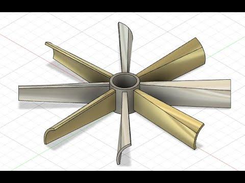 Fusion 360 Fan