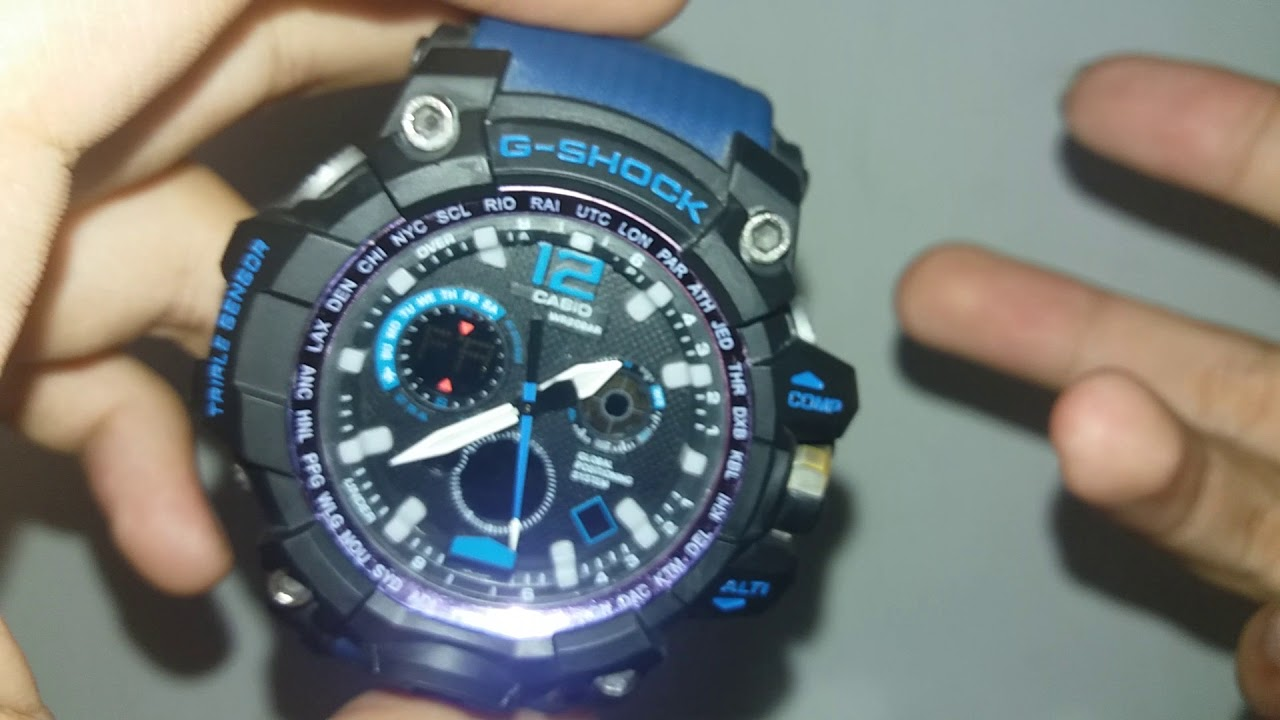 Cara Mengetahui G-Shock Palsu atau KW. Review Jam Tangan Terbaru 3fe9c47531