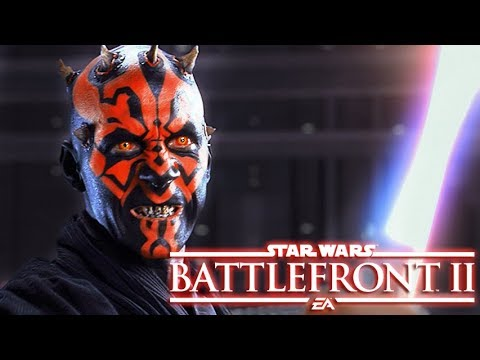 Star Wars Battlefront II:  Wipe Them Out Co Op Gameplay (Team Battle) Naboo