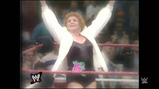 WWE pays tribute to The Fabulous Moolah